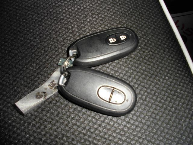お車のリモコン。