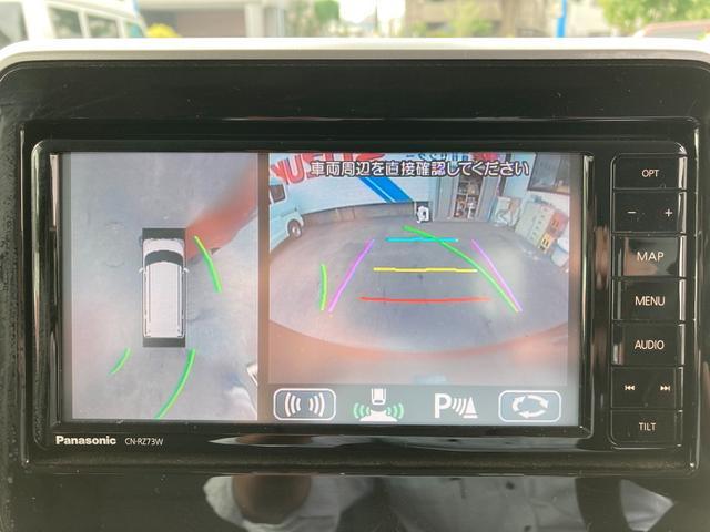 カスタム HYBRID XS 全方位カメラ ナビ ETC デュアルセンサーブレーキ LEDヘッドライト フォグランプ アイドリングストップ オートライト 両側電動スライドドア リヤパーキングセンサー(5枚目)