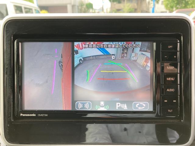 カスタム HYBRID XS 全方位カメラ ナビ ETC デュアルセンサーブレーキ LEDヘッドライト フォグランプ アイドリングストップ オートライト 両側電動スライドドア リヤパーキングセンサー(6枚目)