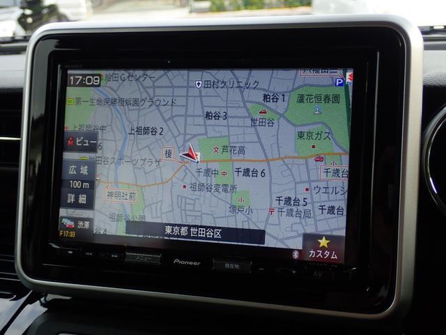 カスタム HYBRID XSターボ 全方位カメラ ナビ デュアルセンサーブレーキ アイドリングストップ フォグランプ クルーズコントロール オートライト リヤパーキングセンサー 両側電動スライドドア(3枚目)