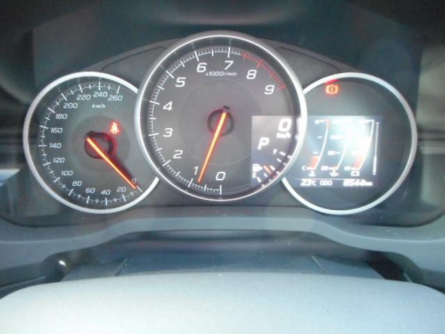 スバル BRZ S 6AT リヤスポイラー アクセスキー オートマチック