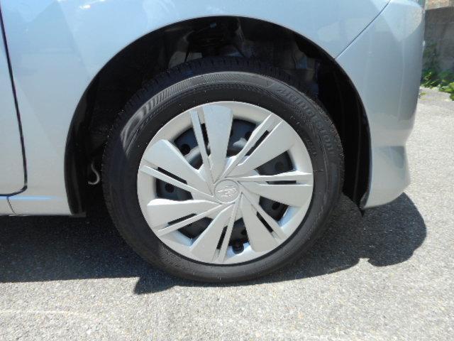 タイヤも綺麗な状態です。