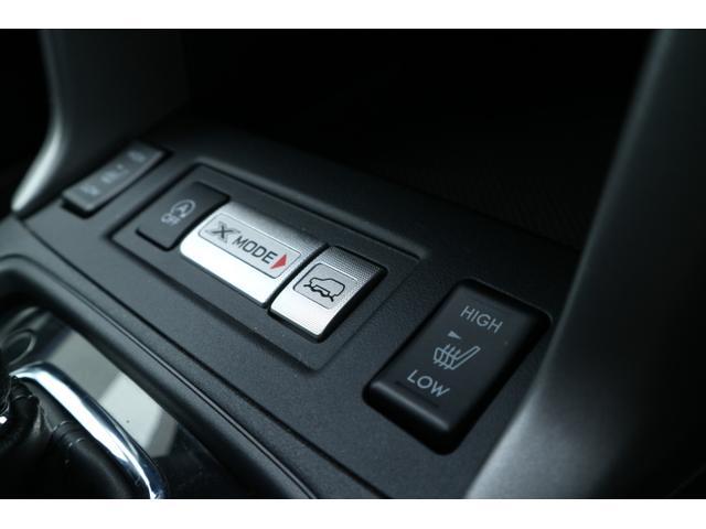 寒い季節には実にありがたいシートヒーターと、悪路走破性に優れたX-MODEの切り替えスイッチがこちらにございます。
