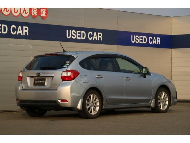 ★アイサイトVer.2搭載インプレッサ!安心の中古車保証2年付きで、走行距離も、価格もお手ごろの一台です♪