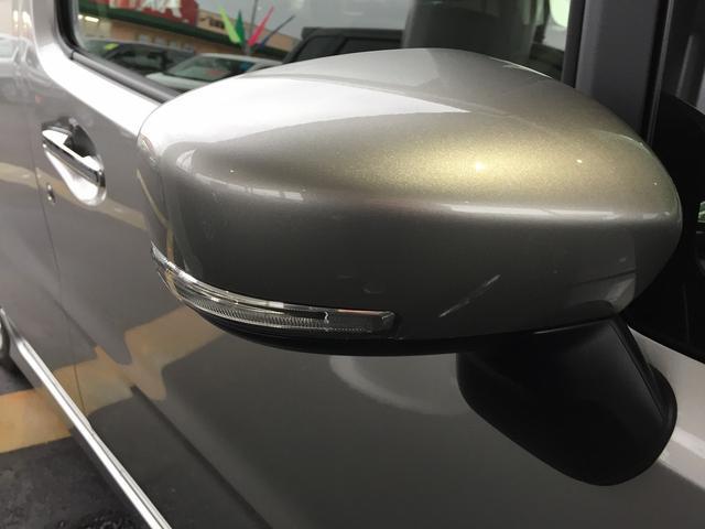ターンランプ付リモコンドアミラーを採用!!周囲からの視認性を高める安全装備であり、見た目もオシャレです!!
