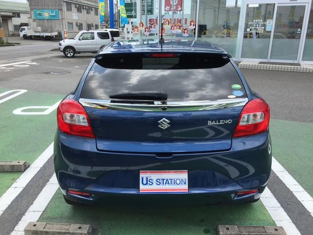 「スズキ」「バレーノ」「コンパクトカー」「徳島県」の中古車5
