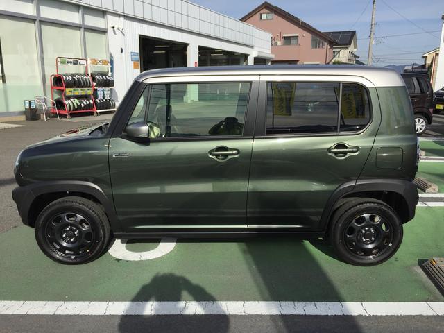 「スズキ」「ハスラー」「コンパクトカー」「徳島県」の中古車4