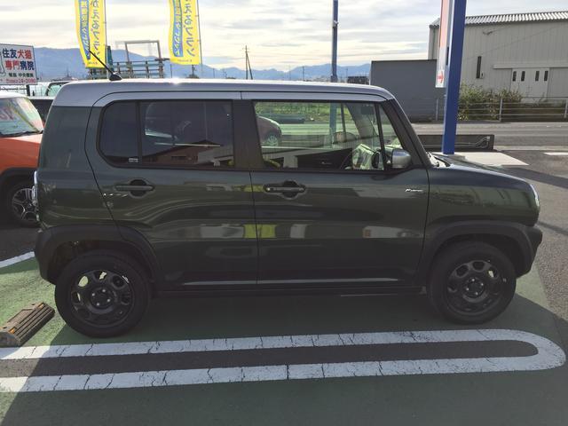 「スズキ」「ハスラー」「コンパクトカー」「徳島県」の中古車6