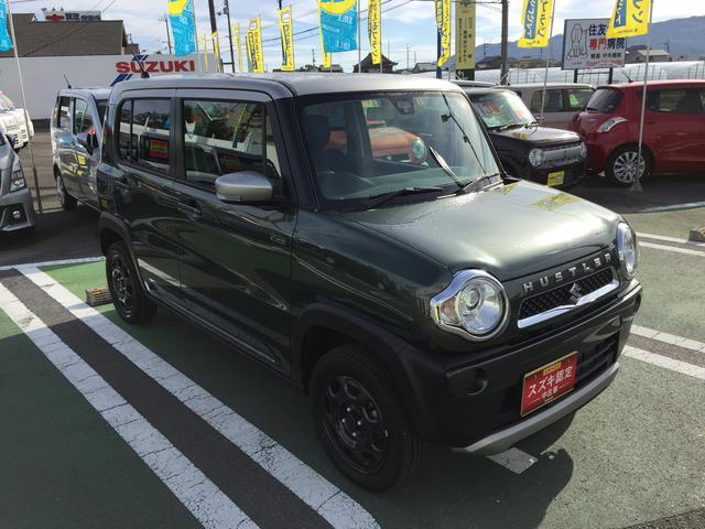 「スズキ」「ハスラー」「コンパクトカー」「徳島県」の中古車7