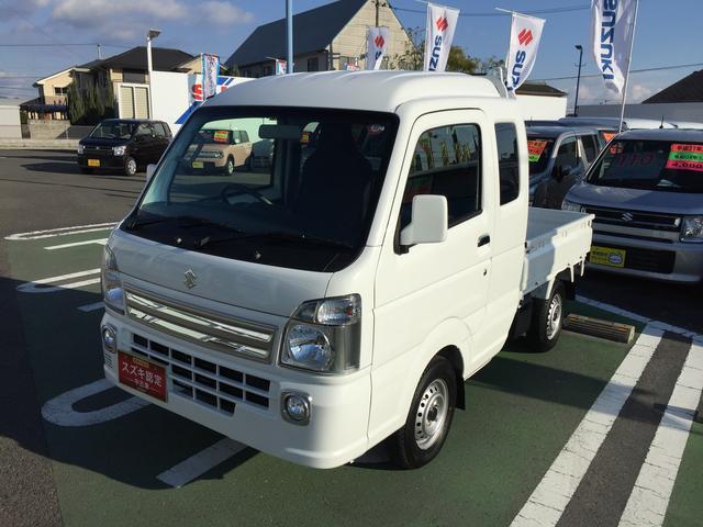 「スズキ」「スーパーキャリイ」「トラック」「徳島県」の中古車3
