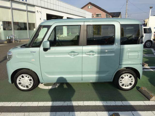 「スズキ」「スペーシア」「コンパクトカー」「徳島県」の中古車4