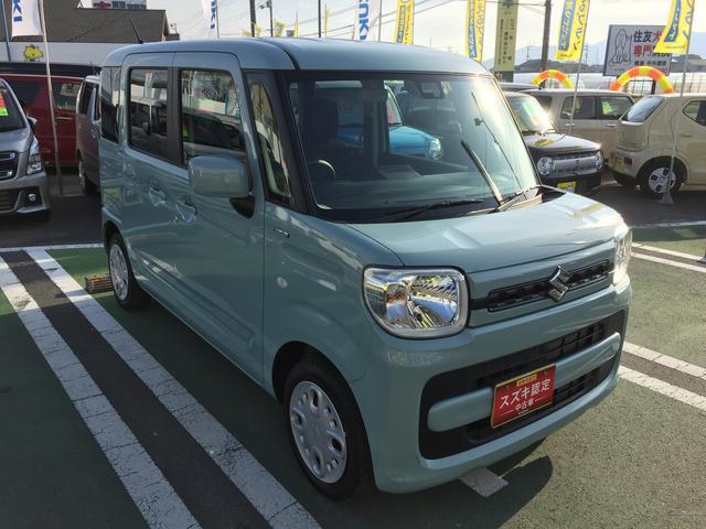 「スズキ」「スペーシア」「コンパクトカー」「徳島県」の中古車7