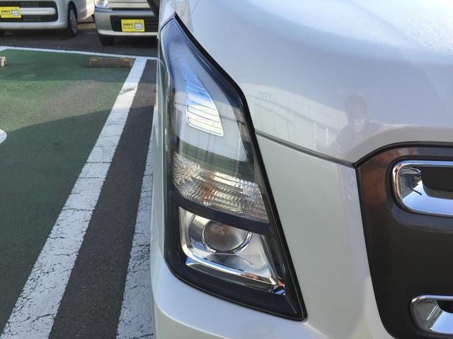 「スズキ」「ワゴンRスティングレー」「コンパクトカー」「徳島県」の中古車9