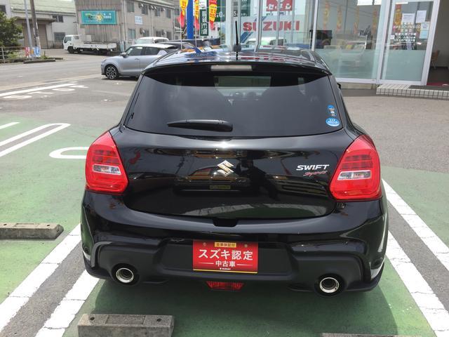 「スズキ」「スイフトスポーツ」「コンパクトカー」「徳島県」の中古車5