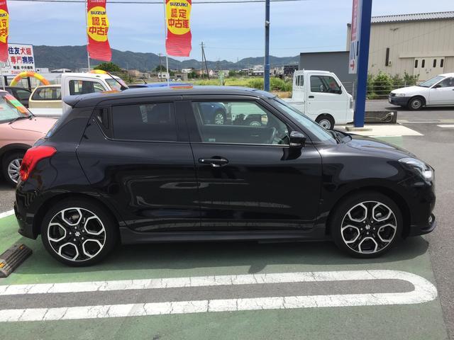 「スズキ」「スイフトスポーツ」「コンパクトカー」「徳島県」の中古車6