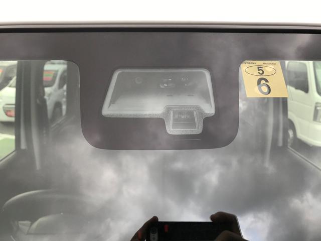 カスタム HYBRID XSターボ 衝突被害軽減ブレーキ(8枚目)