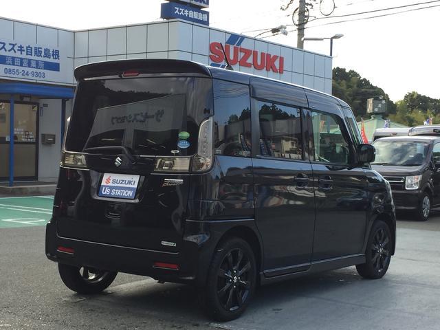 「スズキ」「スペーシアカスタム」「コンパクトカー」「島根県」の中古車12