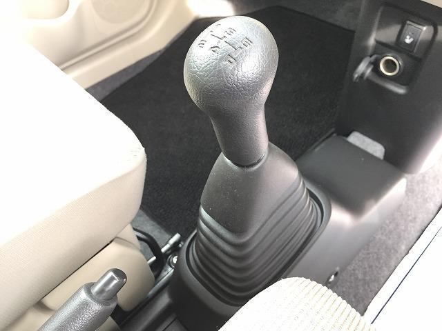 FA 4WD 5速マニュアル(18枚目)
