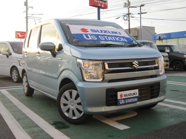 「スズキ」「ワゴンR」「コンパクトカー」「島根県」の中古車10