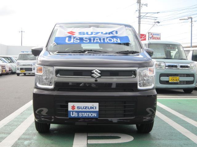 「スズキ」「ワゴンR」「コンパクトカー」「島根県」の中古車2
