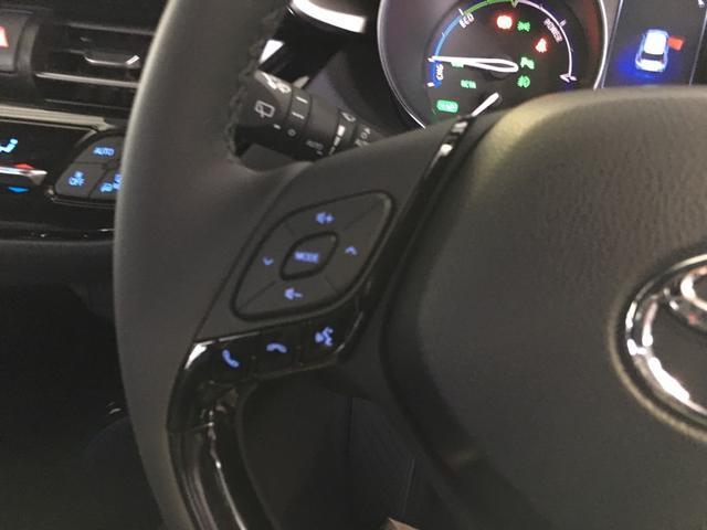 トヨタ C-HR G セーフティーセンスP LEDパッケージ 登録済未使用車