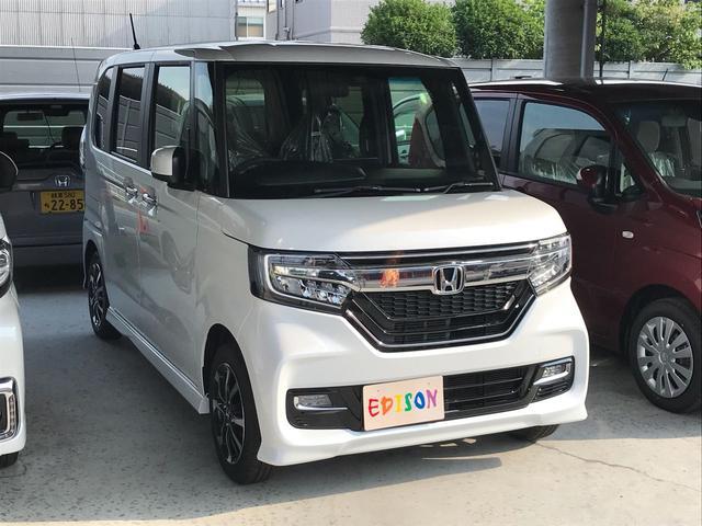 ホンダ N BOXカスタム G・Lホンダセンシング