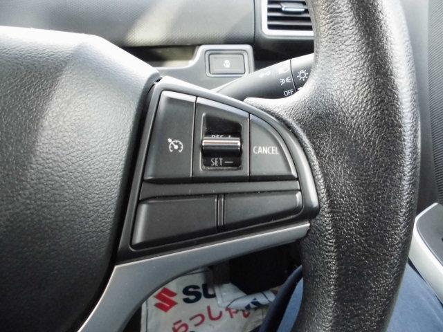 高速走行等でドライバーの負担を軽減!クルーズコントロール装備しています