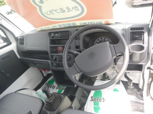KCエアコンパワステ 4WD 5速マニュアル(4枚目)
