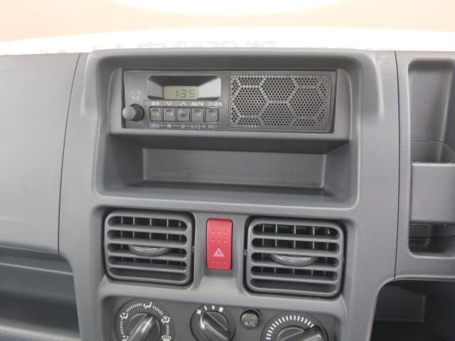 KCエアコンパワステ 4WD 5速マニュアル(7枚目)