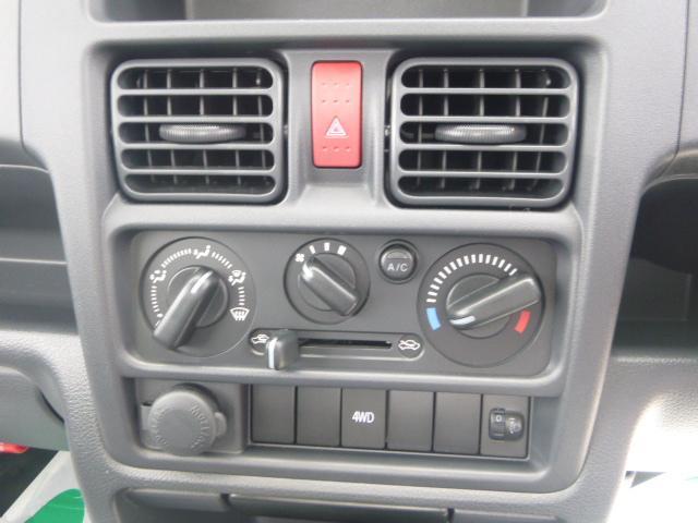 KCエアコンパワステ 4WD 5速マニュアル(8枚目)