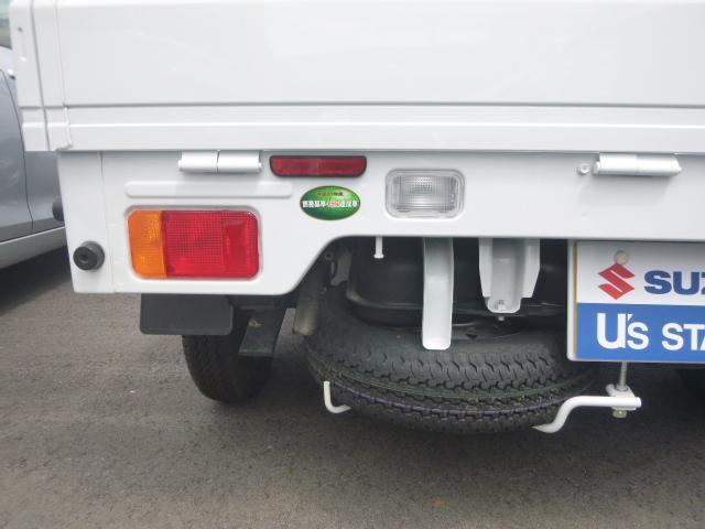 KCエアコンパワステ 4WD 5速マニュアル(19枚目)