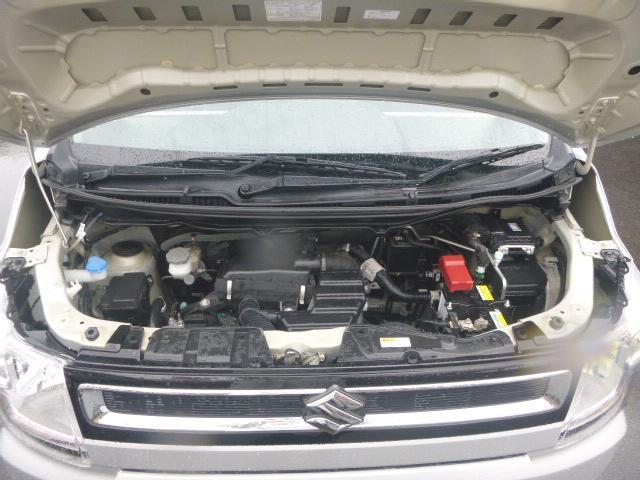 HYBRID FX  スズキセーフティーサポート搭載車(28枚目)