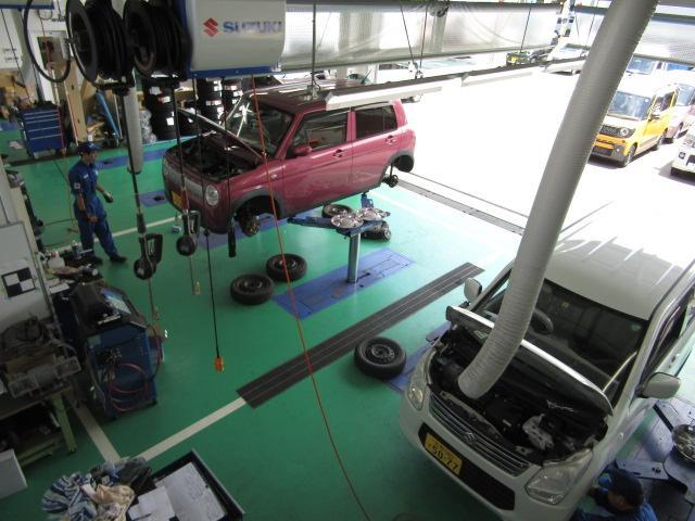 HYBRID FX  スズキセーフティーサポート搭載車(36枚目)