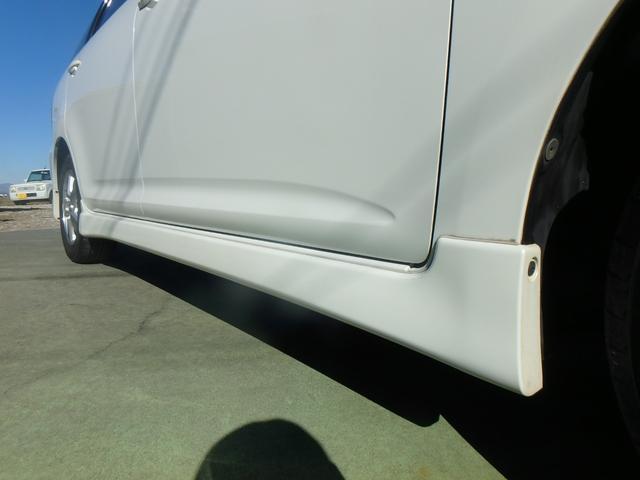 トヨタ ウィッシュ X エアロスポーツパッケージ 純正HDDナビ HID