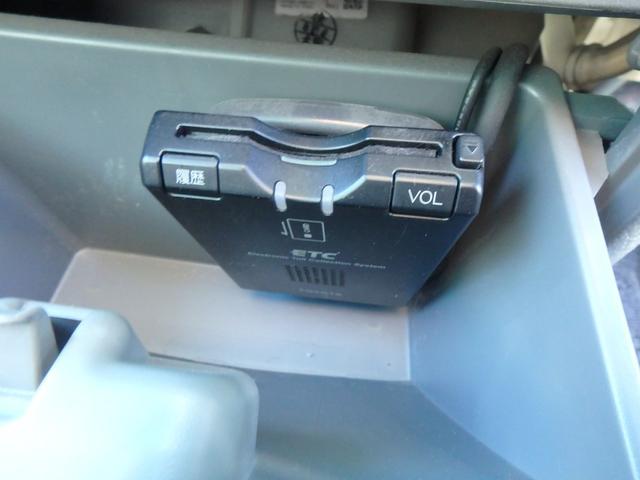 高速道路で便利でお得なETC車載器付きです。