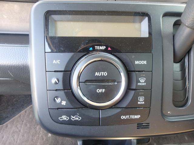 X DVDビデオ/CD再生機能付きデッキ スマートキー プッシュスタート オートエアコン ETC車載器 ダブルエアバッグ ABS 衝突安全ボディ ベンチシート フルフラットシート CVTオートマ(8枚目)