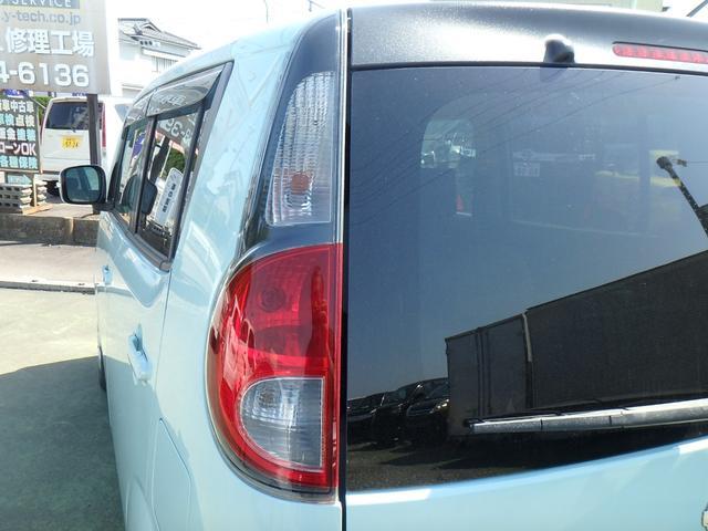 X DVDビデオ/CD再生機能付きデッキ スマートキー プッシュスタート オートエアコン ETC車載器 ダブルエアバッグ ABS 衝突安全ボディ ベンチシート フルフラットシート CVTオートマ(38枚目)
