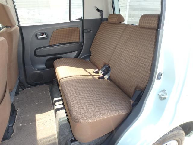 X DVDビデオ/CD再生機能付きデッキ スマートキー プッシュスタート オートエアコン ETC車載器 ダブルエアバッグ ABS 衝突安全ボディ ベンチシート フルフラットシート CVTオートマ(44枚目)