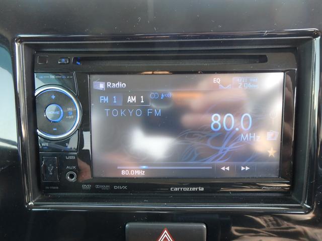 X DVDビデオ/CD再生機能付きデッキ スマートキー プッシュスタート オートエアコン ETC車載器 ダブルエアバッグ ABS 衝突安全ボディ ベンチシート フルフラットシート CVTオートマ(48枚目)