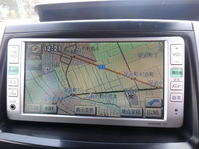 トランス-X タープ/マット付車中泊仕様車 デッキボード 5人乗り4ナンバー登録可 ダブルエアコン 純正HIDヘッドライト ナビ ワンセグテレビ DVDビデオ再生 ETC車載器 Wエアバッグ ABS(24枚目)