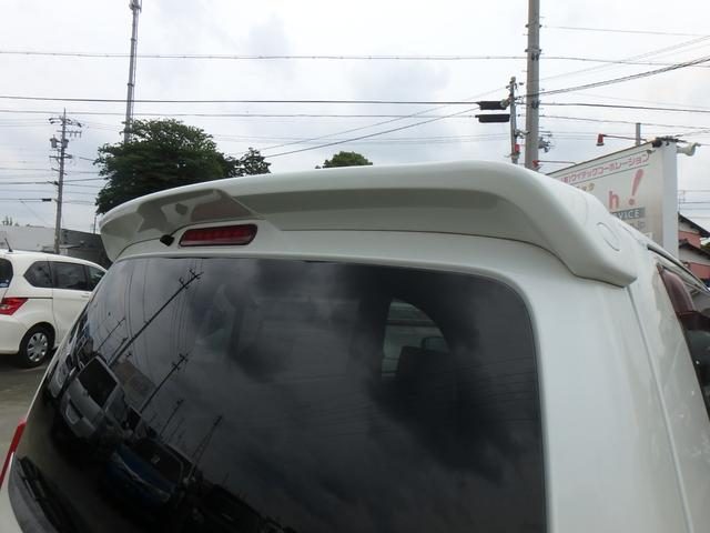 FXリミテッド スマートキー プッシュスタート タイヤ4本新品付き 純正エアロ 14インチアルミホイール ダブルエアバッグ ABS 衝突安全ボディ フロントベンチシート フルフラットシート(9枚目)