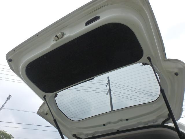 FXリミテッド スマートキー プッシュスタート タイヤ4本新品付き 純正エアロ 14インチアルミホイール ダブルエアバッグ ABS 衝突安全ボディ フロントベンチシート フルフラットシート(61枚目)