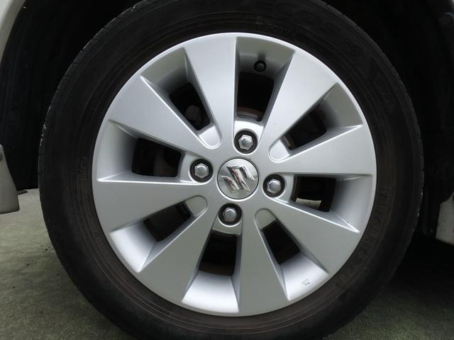 FXリミテッド スマートキー プッシュスタート タイヤ4本新品付き 純正エアロ 14インチアルミホイール ダブルエアバッグ ABS 衝突安全ボディ フロントベンチシート フルフラットシート(64枚目)