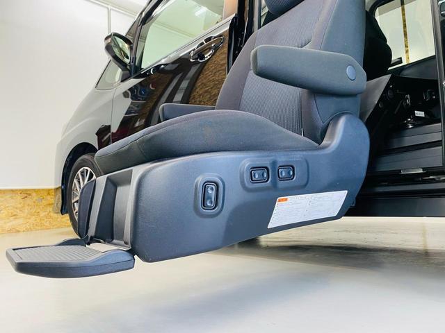 Si 福祉車両 サイドリフトアップシート 両側電動スライドドア スマートキー ナビ TV(フルセグ) DVD再生 Bluetooth接続 後席モニター ETC 衝突被害軽減システム オートマチックハイビーム(65枚目)