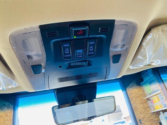2.5X 福祉車両 サイドリフトアップチルトシート 両側電動スライドドア ツインムーンルーフ スペアタイヤ リヤクロストラフィックオートブレーキ BSM デジタルインナーミラー Bluetooth 未使用(12枚目)