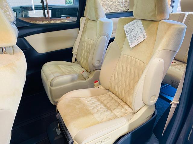 2.5X 福祉車両 サイドリフトアップチルトシート 両側電動スライドドア ツインムーンルーフ スペアタイヤ リヤクロストラフィックオートブレーキ BSM デジタルインナーミラー Bluetooth 未使用(18枚目)