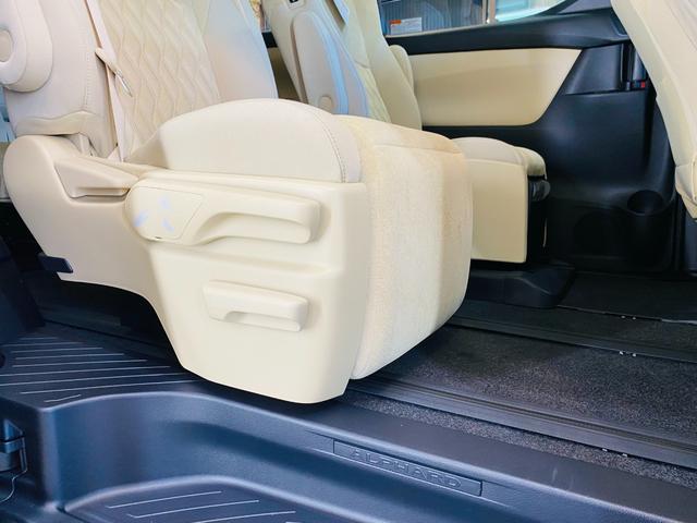2.5X 福祉車両 サイドリフトアップチルトシート 両側電動スライドドア ツインムーンルーフ スペアタイヤ リヤクロストラフィックオートブレーキ BSM デジタルインナーミラー Bluetooth 未使用(43枚目)