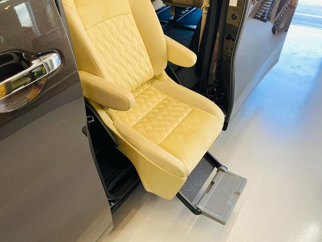 2.5X 福祉車両 サイドリフトアップチルトシート 両側電動スライドドア ツインムーンルーフ スペアタイヤ リヤクロストラフィックオートブレーキ BSM デジタルインナーミラー Bluetooth 未使用(59枚目)