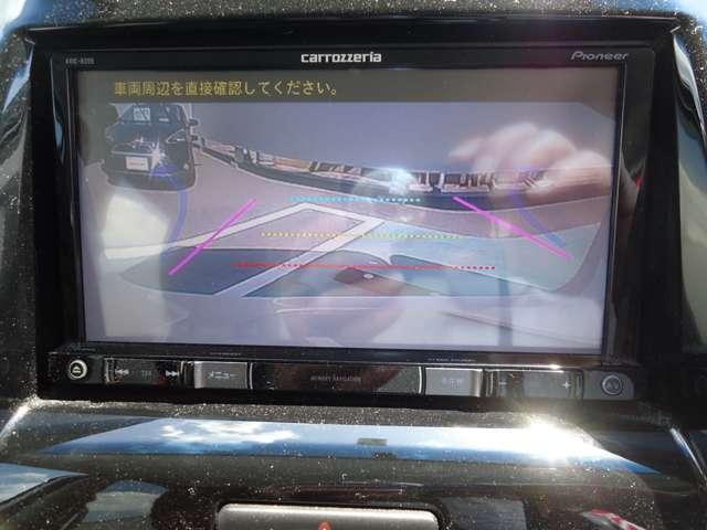 1.2 ブラック&ホワイトII-DJE 汎用メモリーナビ&バックモニター付(9枚目)