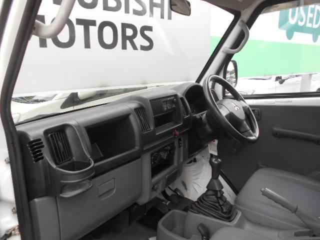 VX-SE 4WDHi-LO切り替え付き 三方開 作業灯 エアコン パワーステアリング MT5速(16枚目)